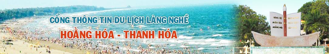 Cổng thông tin du lịch làng nghề Hoằng Hóa - Thanh Hóa