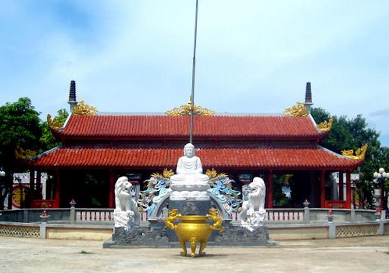Đền thờ Đại Vương Lê Trung Giang