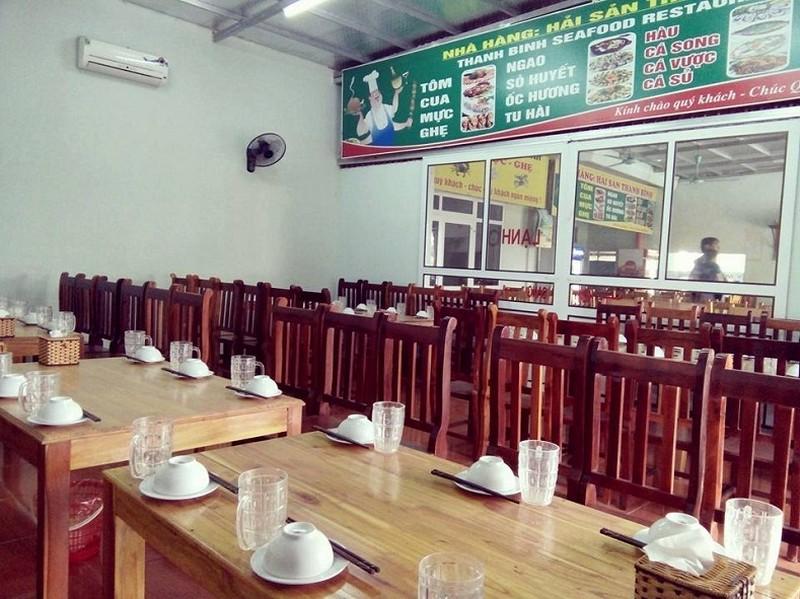 Nhà hàng hải sản Thanh Bình