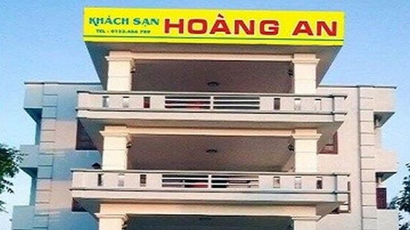 Khách sạn Hoàng An