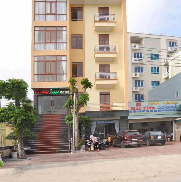 Khách sạn Hải Tiến Xanh