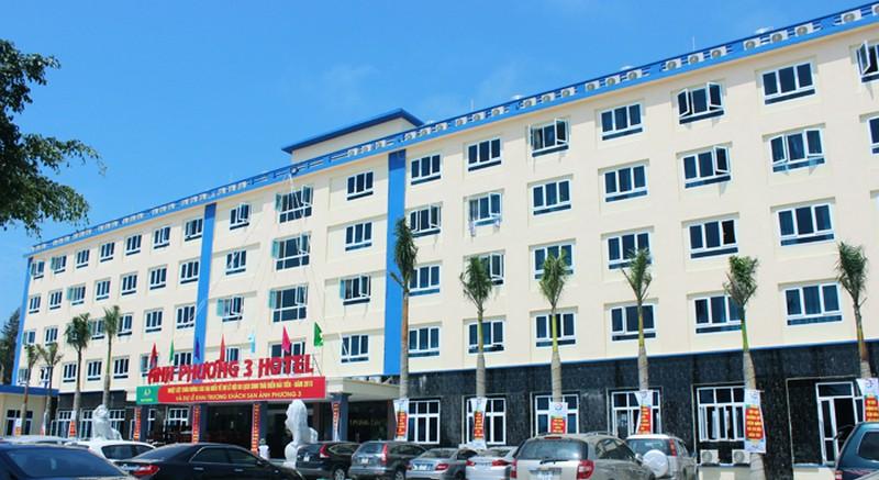Khu tổ hợp khách sạn Ánh Phương 2